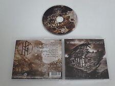 WUTHERING HEIGHTS/SALT(SCARLET SC 187-2) CD ALBUM