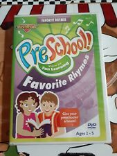 Rock And Learn (Pre School Videos For Fun Learning Favorite Rhymes). Dvd