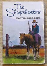 the sheepshooters - Martel Scroggin SIGNED! sc/vg 1997