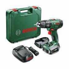 Bosch Akku Schlagbohrschrauber Akkuschrauber PSB 1440 LI-2 14,4 V 1,5 Ah 2x Akku