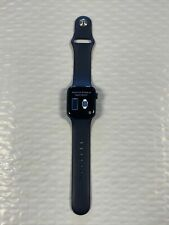 Apple Watch Series 6, GPS 40mm Blue Aluminum Case with Blue Sport Band S/M Size