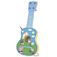 Peppa Wutz Gitarre Kinder 4 Seiten 14,5 x 35 x 5 cm Musik 2339