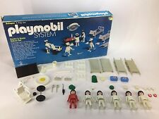 Playmobil System Doctor and Nurse Deluxe Set E.R. Play Set Kids Schaper Surgery