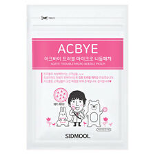 SIDMOOL Acbye Trouble Micro Needle Patch (3mg * 6EA)