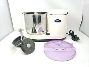 Elgi Ultra Dura + Stone Mill & Wet Grinder 110V 1.25L Table Top Complete TESTED