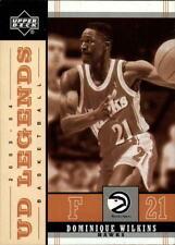 2003/2004 Legends Throwback (Upper Deck) Basketball