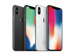 Apple iPhone X 64GB 🔥WIE NEU🔥 Silber - Spacegrau - WOW - OHNE VERTRAG