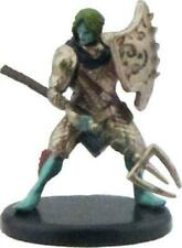 Triton Fighter (w/ Shield) #38b/45 D&D Icon of the Realms: Monster NM Z2Q