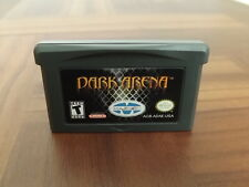 DARK ARENA Gameboy Advance game cart Authentic! Tested & Works GBA/SP/Micro