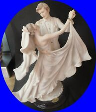 Vintage Giuseppe Armani Porcelain Bride And Groom