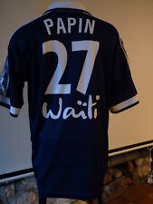 maillot Girondins de Bordeaux Papin 1997-1998 97-98 France OM Marseille shirt