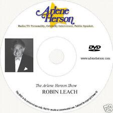 Robin Leach Interview DVD