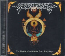 SACRIVERSUM-THE SHADOW OF THE GOLDEN FIRE-EARLY YEARS