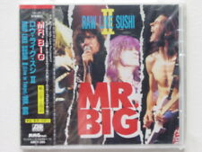 Mr. Big/Raw Like Sushi II (Japan/Sealed)