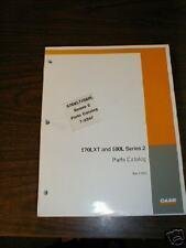 Case 580l Series 2 Ii Loader Backhoe Parts Manual Catalog Book