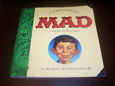 Completely Mad : A History of the Comic Book and the Magazine MAD History Covers