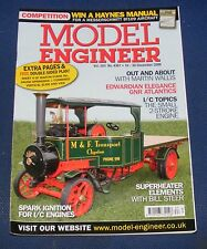 MODEL ENGINEER  18TH - 30TH DECEMBER 2009  VOLUME 203 NUMBER 4367