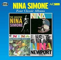 Nina Simone - Four Classic Albums (The Amazing Nina Simone / Nina [CD]