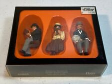 Preiser 45064 Seated passengers  1:22.5 G gauge scale - New in box - #194