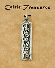 Sterling silver Celtic Knot Pendant with jump ring Irish