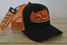 Von Dutch Fashion Trucker Cap black Mesh Basecap Truckercap schwarz van Dutch
