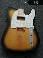 telecaster alder body HS/SS guitar parts tele