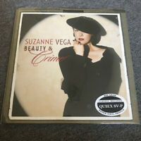 Suzanne Vega Beauty & Crime Blue Note 200g Quiex SV-P Classic Records LP Sealed!