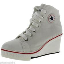 Converse High (3 in. and Up) Canvas Shoes for Women