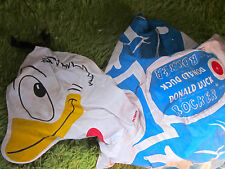 DONALD DUCK ROCKER 1960s POOL TOY Inflatable Blow Up by Kestral WALT DISNEY orig