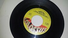GEORGE BAKER SELECTION Pretty Little Dreamer / Little Green COLOSSUS 112 ROCK 45