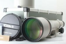 Rare [EXC+5 in Case] Canon NEW FD NFD 800mm F5.6 L Telephoto Lens Hood JAPAN