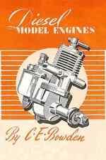 MODELLISMO AEREO Diesel Model Engine 1948 1a Ed Ampliata Bowden (eng) - DVD