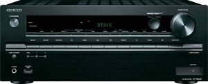 Onkyo TX-NR646 7.2-Channel Network AV Receiver - Good Condition