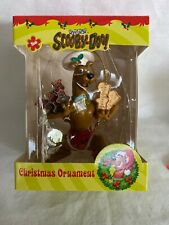 Scooby-doo Christmas Ornaments Cookie Chief Used