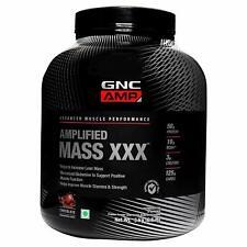 GNC AMP Mass XXX (Chocolate) 3 kg Free Shipment