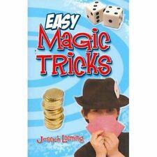 Easy Magic Tricks   by Joseph Leeming