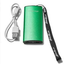Eddie Bauer Rechargeable Usb Green Hand Warmer New Open Box