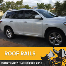 Roof Rack Rails to suit Toyota Kluger 2007-2013 Brand New