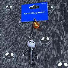 Haunted Mansion Holiday Nightmare Jack cellphone strap Limited Tokyo Disney Land