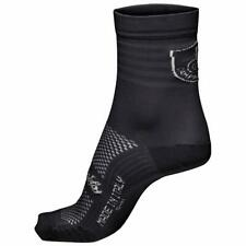 NEW Campagnolo Litech Summer Road Cycling Socks - Black - Made in Italy