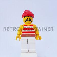LEGO Minifigures - 1x pi045 - Pirate - Pirati Omino Minifig Set 6270 6273