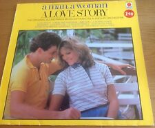 Francis Lai and his orchestra A MAN, A WOMAN, A LOVE STORY LP vinyl ost themes