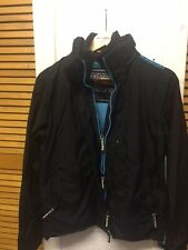 SUPER DRY PROFESSIONAL THE WIND -CHEATER BOMBER BOYS WINTER JACKET AGES 15-16YRS