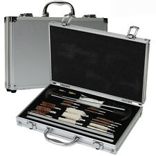 103pc Pro Universal Gun Cleaning Kit Pistol Rifle Shotgun Firearm Cleaner TOP