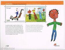 2006 Portugal blok 238 Europa CEPT - Integratie - Integration