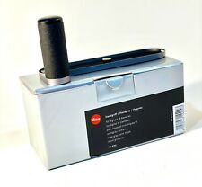LEICA Hand Grip #14490 Steel Grey - Close-Out Pricing!