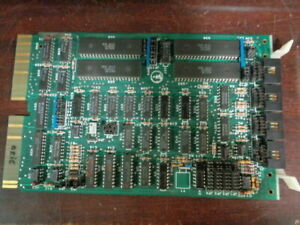 Universal Instruments 30032800 4-Channel Card