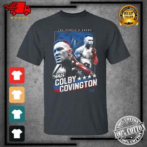 Men's UFC Colby Covington 2021 T-Shirt For Fan
