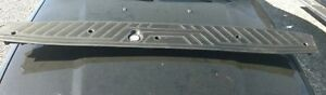 REAR SILL PLATE 2015 - 2018 FORD TRANSIT 150/250/350 VAN ON THE BUS CHASSIS OEM