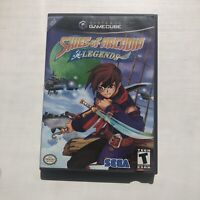 Skies of Arcadia Legends GameCube Official Authentic Case Artwork ONLY - NO GAME